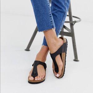 BIRKENSTOCK Gizeh Birko-Flor sandals new